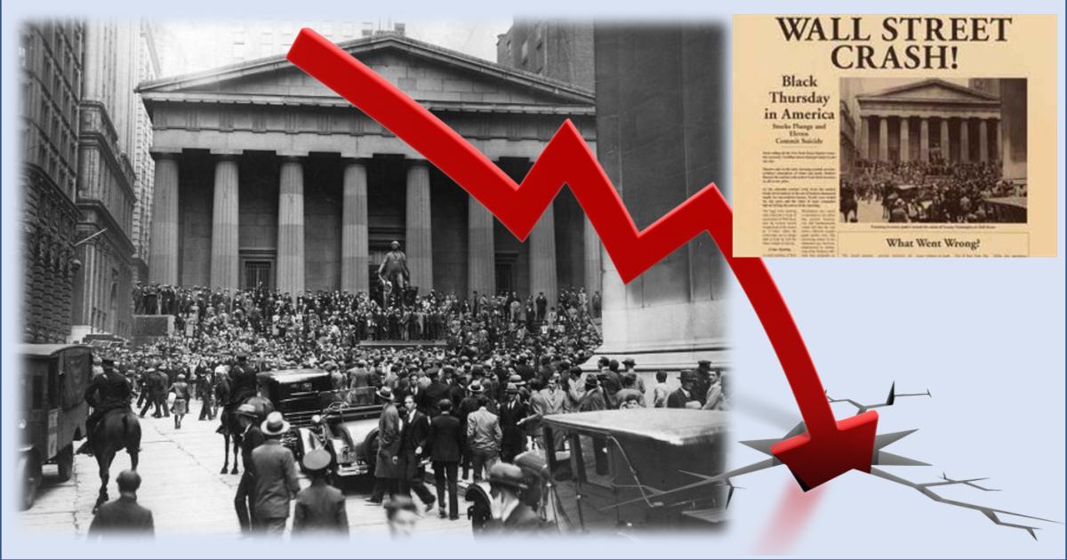 Ενενήντα χρόνια από το κραχ του '29-Τί έμαθαν οι αγορές;