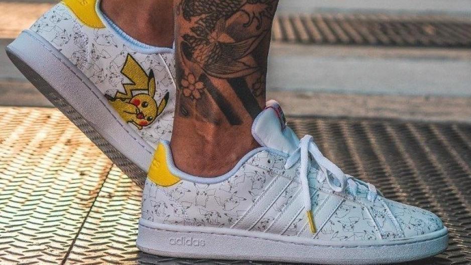 ce4b281cb9f Συνεργασία Adidas - Pokemon για νέα σειρά αθλητικών παπουτσιών
