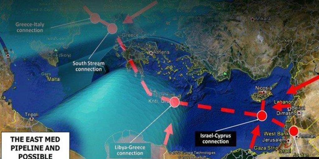 Η άγνωστη ιστορία του East Med